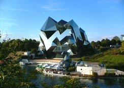 Vivez des aventures interactives et sensorielles au Futuroscope de Poitiers.